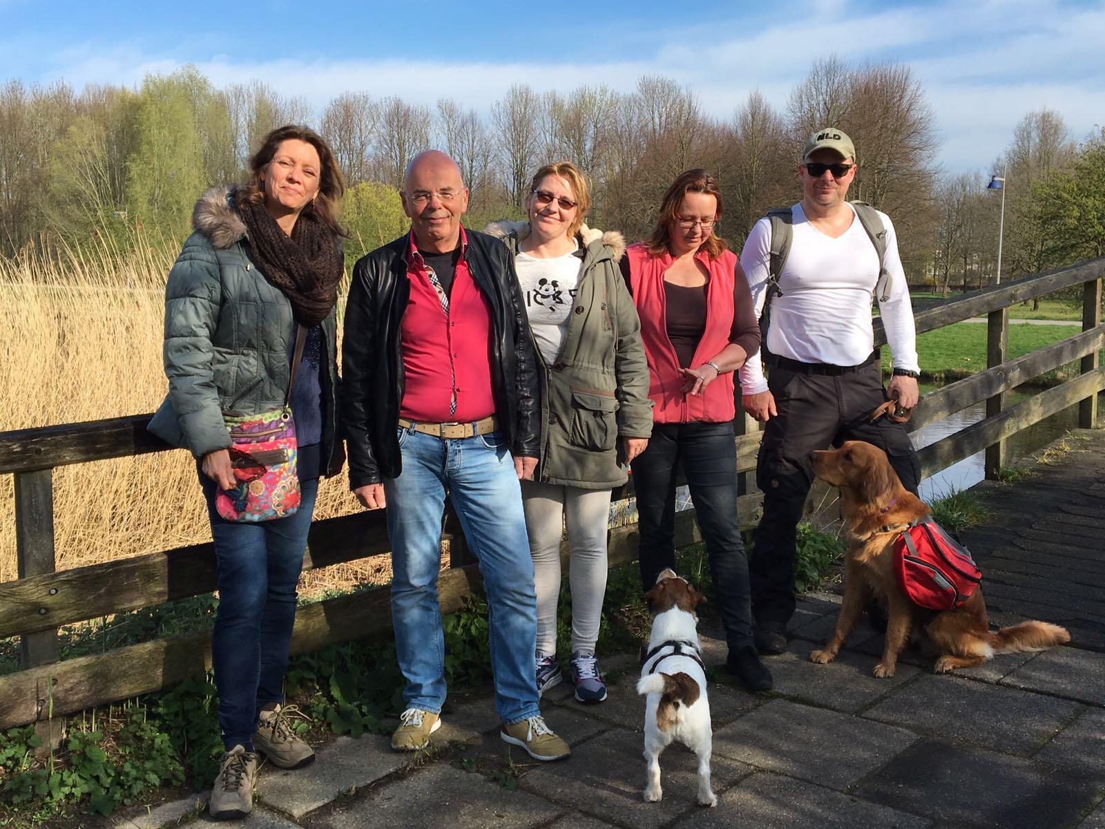 Wandelen met 5000stappen.nl!