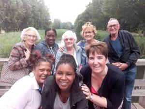 Wandelgroep Literatuurwijk