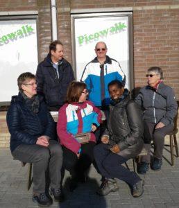 Wandelgroep Lelystad Haven